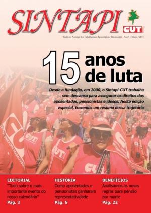 REVISTA MARÇO/2015