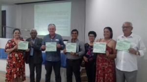 22/11/2017 - Membros da Diretoria e Base do Sintapi/ES tomam posse no Conselho Gestor dos Hospitais Públicos da Grande Vitória