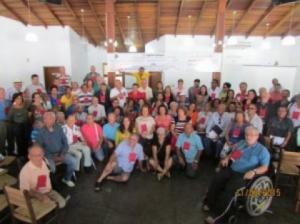 O 4º Congresso Nacional do Sintapi-CUT em São Leopoldo (RS), em 2015, elegeu a nova diretoria