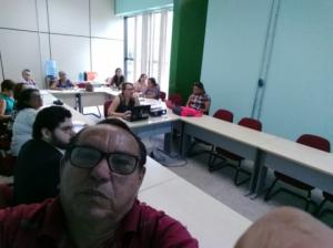 25/01/2019 - Secretário Nacional de Formação do SINTAPI-CUT, Carlos Repolho, participa de organização de Conferência da Pessoa Idosa no Pará
