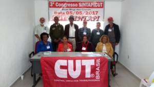 05/05/2017 - III Congresso do SINTAPI-CUT de Mogi das Cruzes/SP