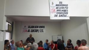 06/04/2018 - Sintapi-CUT inaugura sede própria em Vitória