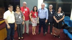 21/03/2019 - Diretor do SINTAPI-CUT participa de discussão sobre a PEC 6/2019 na Assembleia do ES