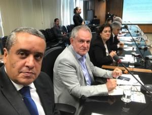 29/06/2017 - Diretor Gerson Maia, participa de reunião do CNP em Brasília