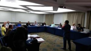 15 e 16 ago 2017 - Direção Plena do Sintapi-CUT realiza Seminário de Formação e Estratégia