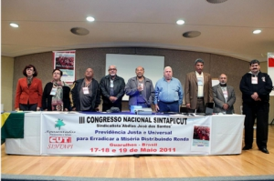 III Congresso Nacional do SINTAPI/CUT