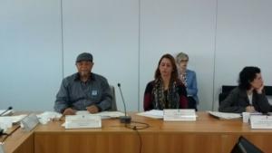 Jun / Ago 2017 - Reunião do CNDI - Luizão (Presidente do SINTAPI-CUT) coordena a Comissão de Fundos e discute PL 2.029/15