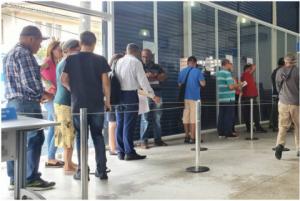 1,1 milhão de brasileiros ainda sofrem na fila de espera do INSS