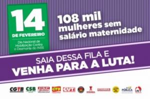 108 mil mulheres aguardam INSS liberar salário-maternidade atrasado