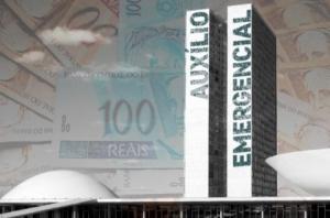 Senado adia votação de ampliação de auxílio emergencial de R$ 600,00