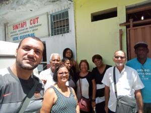 22/01/2020 - SINTAPI-Levy Gasparian/RJ e 3 Rios monta comissão para retomada dos trabalhos